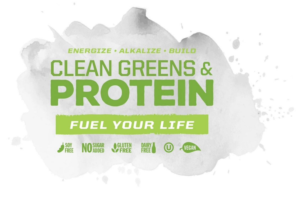 Clean Greens & Protein
