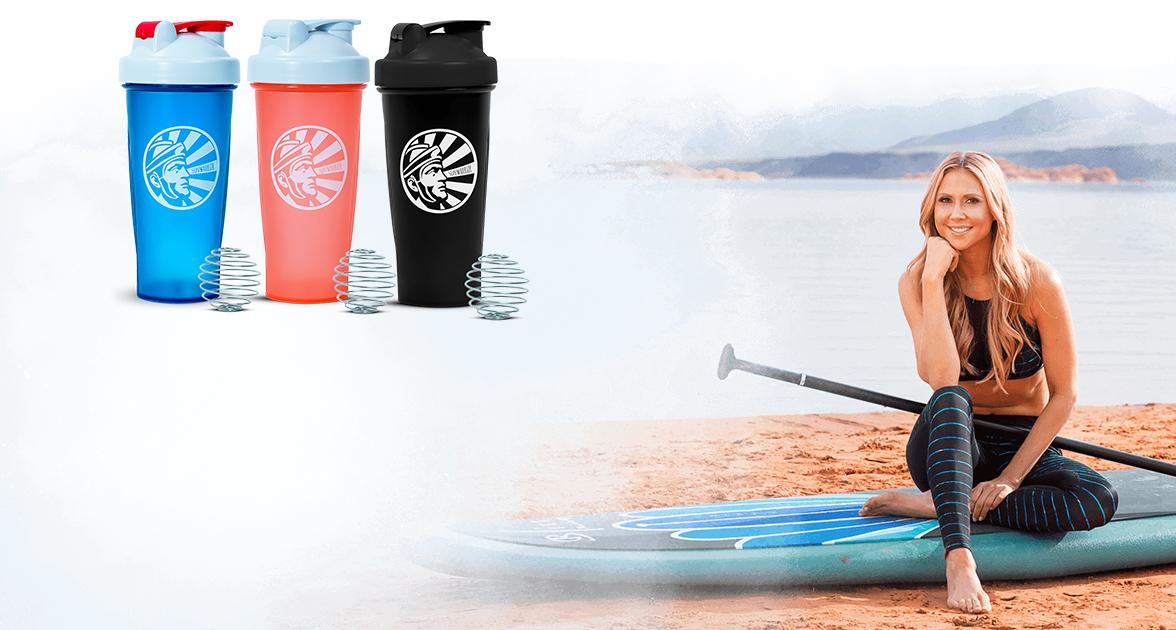 Sunwarrior Blender Bottles